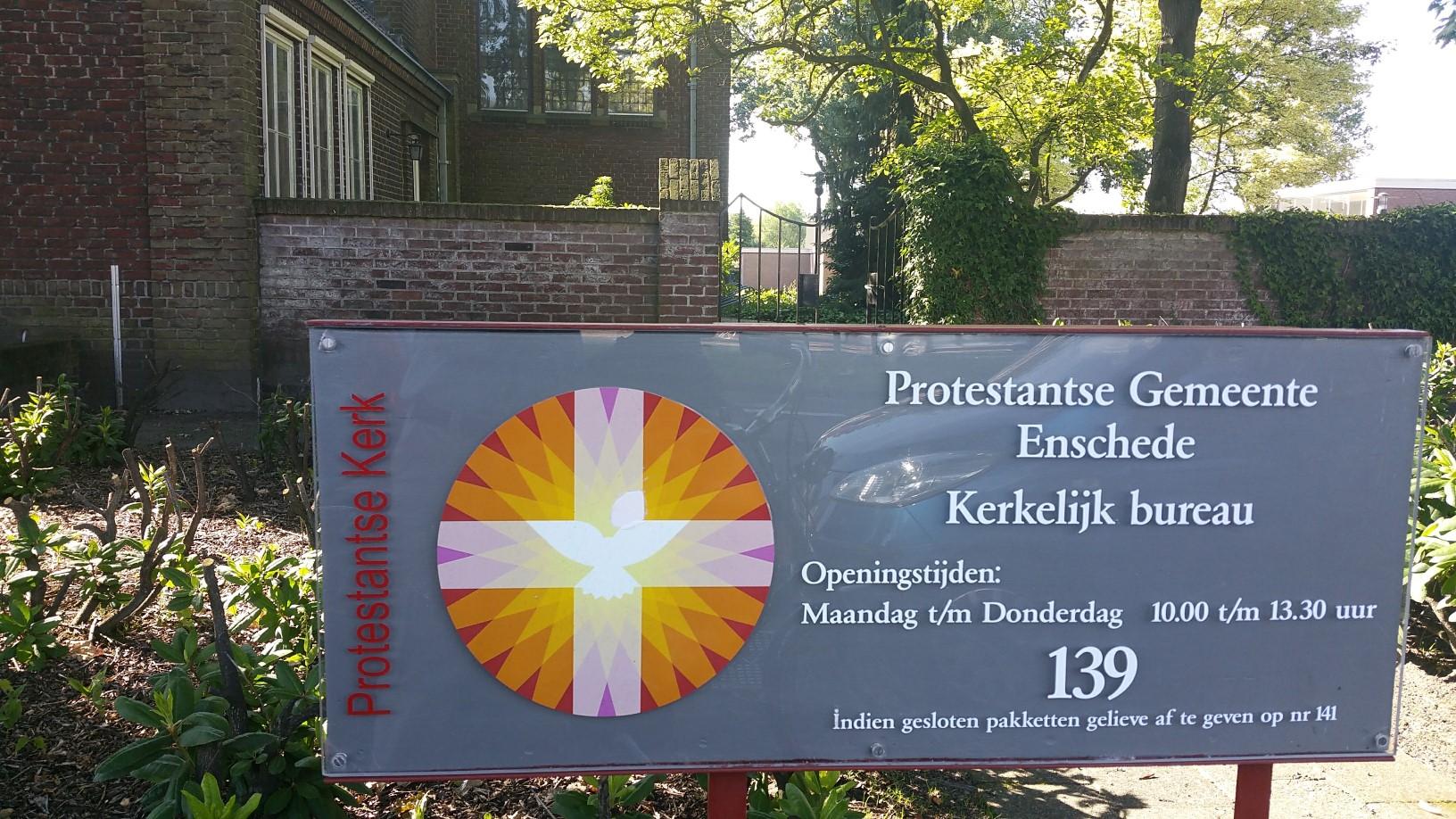 Protestantse gemeente enschede